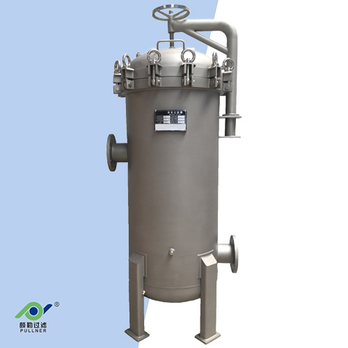 Stainless-steel-filter-housing--high-flow-filter