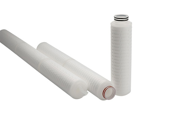 WELPP Electronic Grade Low Precipitation Pure Water Pre-filter Pleated Water Filters