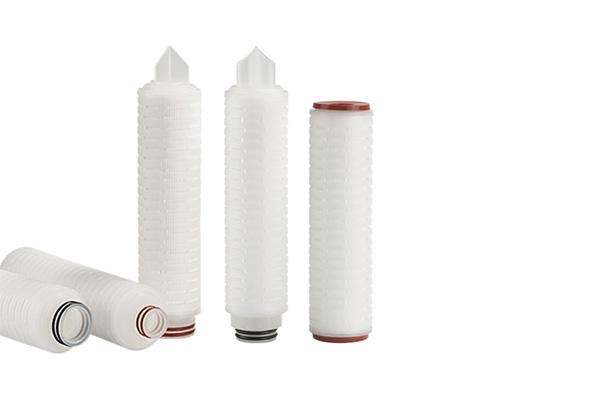 GFH High Dirt Content Gas Filter Glass Fiber Membrane Filter Cartridge