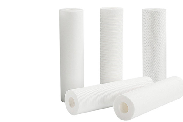 Polypropylene Melt Blown Filter Cartridge