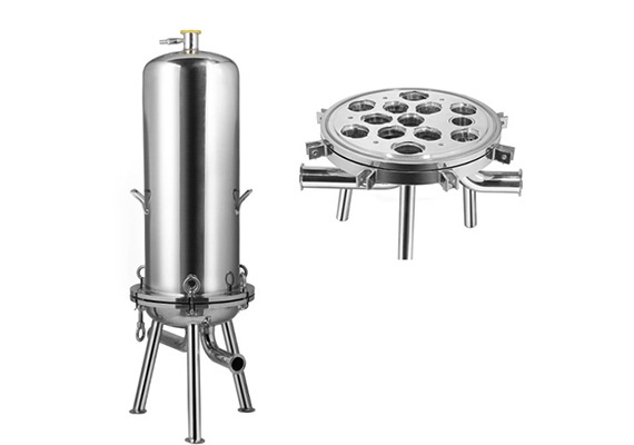 Stainless Steel Filter Housing (4)