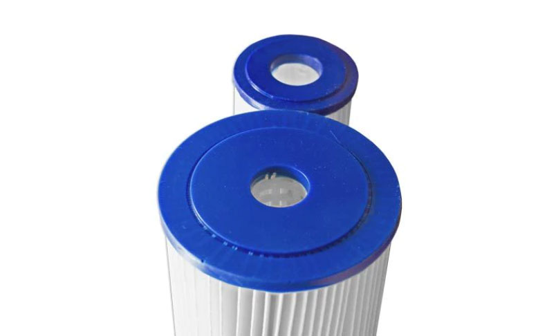 Pleated Cellulose Filter cartridge