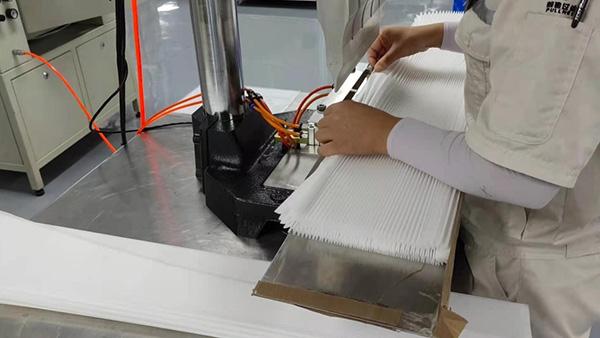 cartridge filter factory