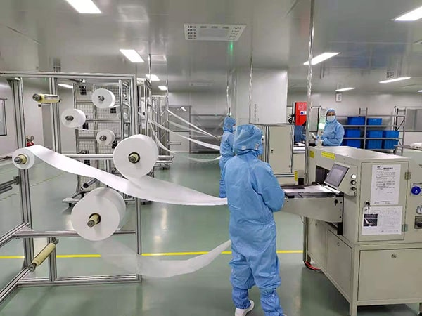 PTFE filter production